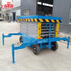 4~18m Movable Lift Platform Mobile Scissor Lift
