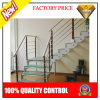 Glass Step Steel Spiral Staircases Indoor (JBD-S3)