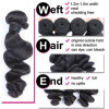 24-Hours Shipping out Virgin Hair Wholesale Loose Wavy Brazilian Human Hair Weave Bundles