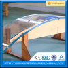 Various Thickness Curved Bent Safety Glass Laminated Glass