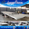 Hot Sale 3-Axles 40FT Flatbed Container Truck Semi Trailer