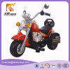 Red Color Kids Electric Motorcycle with 3 Wheels