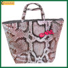 Zippered Shopping Tote Laminated Bag (TP-LB150)