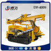 Working with Air Compressor 400m Water Well Drill Equipments