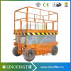 10m 14m Aerial Scissor Man Lift Work Table