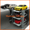 Pit Pour Post Car Parking Lift System for Home Use