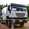 Hongyan Construction Machinery 12 Cbm Concrete Mix Truck