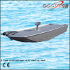 a Type Aluminum Fishing Boat with Casting Deck