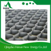 HDPE /PP/Plastic Geocell/Geogrids for Retaining Wall and Road Construction