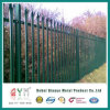 D and W Pale Palisade Fence / Factory Supply Palisade Iron Fence
