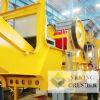 Gold Mining Equipment High Quality Stone Mobile Machine