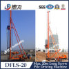 Hot Sale Construction Hydraulic Pile Driver / Auger Drilling Rig / Pile Driving Machine Dfls-20