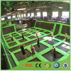 Outdoor Excellent Adult Trampoline Center for Jumping