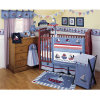 Baby Cirb Sets, Baby Bedding Sets, Baby Crib 6-Piece Bedding Set (BBSB-KY0006)