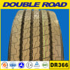 Double Star Tires, Tubless Tires, 19.5 Chinese Tires