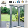 Cheap Factory Cheap Price Fiberglass Plastic UPVC Glass Door with Grill Inside for Sale