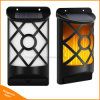 Outdoor 66 LED Solar Flickering Fence Garden Wall Light