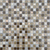 15*15 Building Material Kitchen Wall Glass Mosaic
