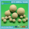 Al2O3 15~22% Alumina Inert Ceramic Balls for CO2 Degassing Tower