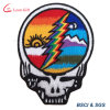 Custom Fashion Fashion Skull Embroidery Iron on Badge Patches