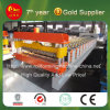 Hky 35-125-750 Wall and Roof Panel Color Steel Tile Roll Forming Machine Auto-Production Line