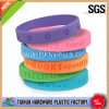 Promotion Debossed Silicone Wristband (TH-6152)