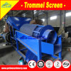 Mobile Type Double Layer Washing Trommel Screen with Multilayer Screens for Alluvial Mining