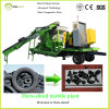 Dura-Shred Continuous Tire Recycling Machine (Mobile Plant)