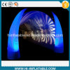 Best Sale Event Use LED Light Inflatable Horn Decoration