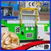 High Efficiency Hydraulic Wood Shaving Machine for Sale