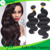 Factory Wholesale Unprocessed Hair Weave 100% Human Hair Extension