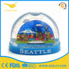 High Quality Resin Glass Snow Globe for Tourist Landscape Souvenir