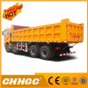 Shacman 8*4 Dump Truck with Strengthened Cargo Box Tipper