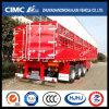 Cimc Huajun 3axle Stake/Cargo Semi Trailer with High Quality Material
