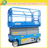 2017 Hottest Automatic Mini Scissor Lift with Safety Door