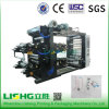 Ytb-4800 High Technology Plastic PE Film Flexo Printing Machinery