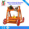 China Low Investment Machinery Qmy4-45 Cemnet Egg-Laying Brick Making Machine Sale