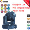 1500@5m Lux Club 60W LED Moving Head Spot
