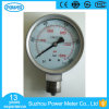 100mm Stainless Steel Pressure Gauge with Monel Connection