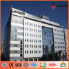 Ideabond Silver PVDF Aluminum Composite Panel for Curtain Wall (AF-403)