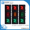 Red/Green LED Traffic Signal Light, Road Safety Warning Light