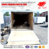 Fiberglass with Aluminum Alloy Full Cargo Trailer