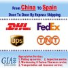 DHL Express Air Freight From Shenzhen to Spain
