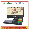 Delicate Stantd Calendar with Notepad