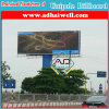 Outdoor Advertisng Steel Structure Trivision Billboard Structure