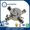 3 Years Warranty Stainless Steel Explosion Proof Junction Box