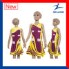 Healong Dye-Sublimation Printing Netball Jerseys