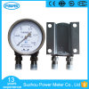 100mm Stainless Steel 0.25MPa Differential Pressure Gauge