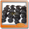 100% Human Hair in 6A Malaysian Hair