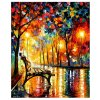 Wholesale High Quality Knife Painting, Home Decoration Painting, Art Painting, Decoration Oil Painting